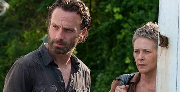 Rick x Carol