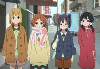 Tamako Market girls