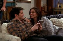 Monica x Joey