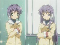 Clannad twins