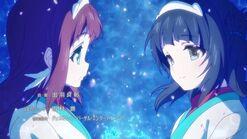 Miuna and Manaka