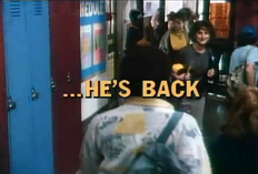 ...He's Back - Title Card