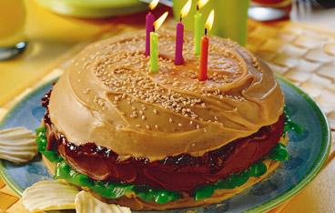 File:A cake that looks like a burger.jpg