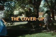 The Cover-Up - Title Card