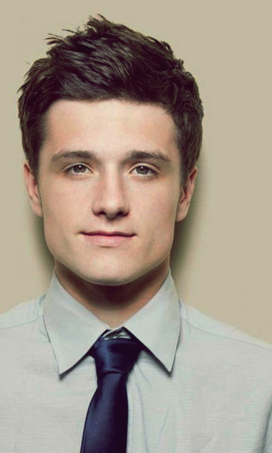 josh hutcherson parle de the hunger gamesjpg