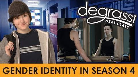 Gender Identity Storyline In Season 4 (Degrassi Next Class)