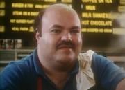 Don the rude bald man.