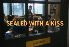 Sealed With a Kiss - Title Card