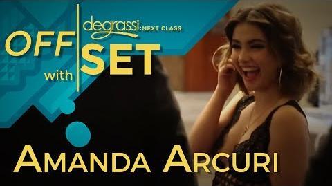 Off Set with Amanda Arcuri - Degrassi Next Class