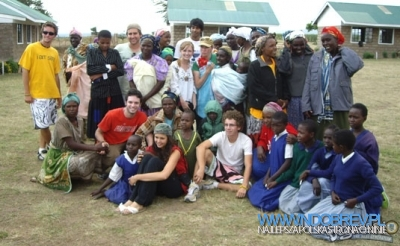 Degrassi in Kenya