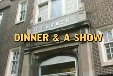 Dinner & a Show - Title Card