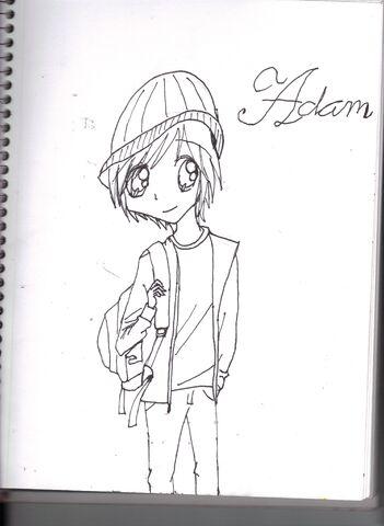 File:Coloring page of adam.jpg