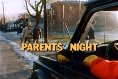 Parents' Night - Title Card