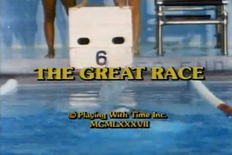 The Great Race - Title Card