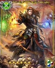 Grand Sorcerer King Oz SSR++