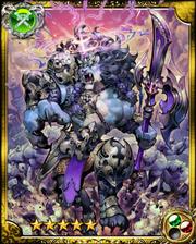 Beast King Garbed SR+