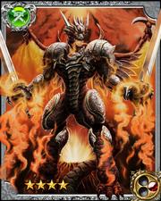 Flaming General Gloriosa RR