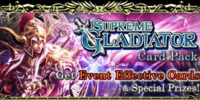 Supreme Gladiator Card Pack