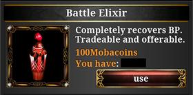 Battle Elixir