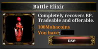 Battle Elixir