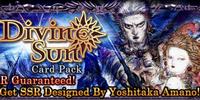 Divine Sun Card Pack