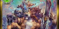 Beast King Garbed