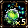 Telluric Water x5 Icon
