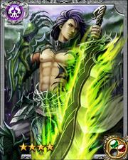 Evil Swordsman Linedel RR+