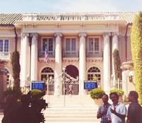 Fineman mansion bts