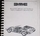 DeLorean Technical Manual