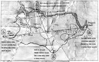 Sisters map cross
