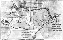 Sisters map