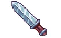 Engraved Sword