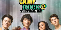 Camp Rock 2: The Final Jam (soundtrack)