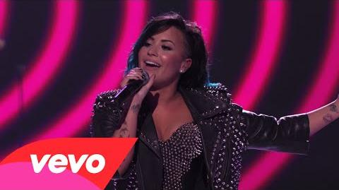 Demi Lovato - Really Don't Care (Vevo Certified SuperFanFest)