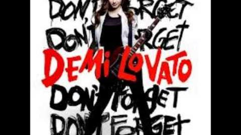 Demi Lovato - On The Line (Audio)