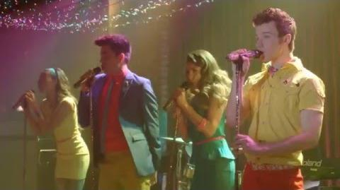 Glee - Into the Groove (Performace)
