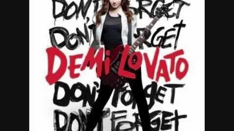 Demi Lovato - Get Back (Audio)