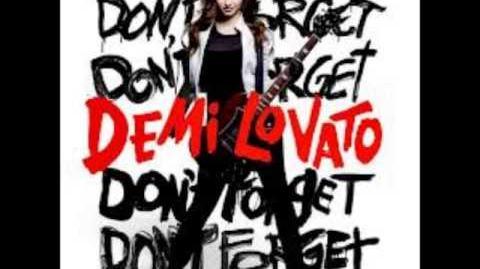 Demi Lovato - Party (Audio)