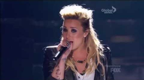 Demi Lovato - Made in the USA Teen Choice Awards 2013