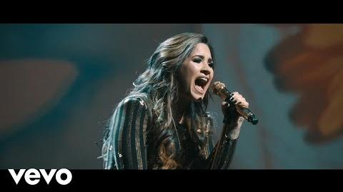Demi Lovato - For You (Live On Honda Civic Tour Future Now)
