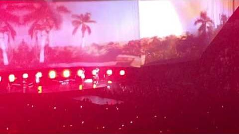 Demi Lovato - Cool For the Summer (Live on Future Now Tour, Sunrise)