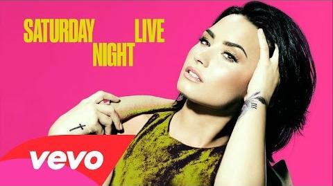 Demi Lovato - Cool For The Summer Confident (Live on SNL)
