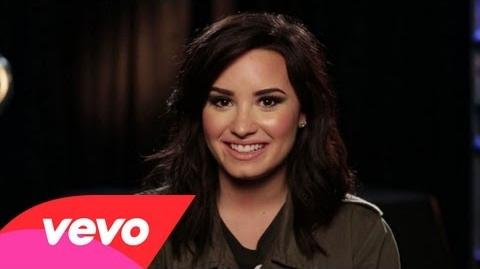Demi Lovato - Heart Attack - Behind the Scenes