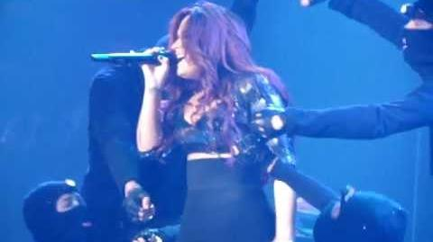 Unbroken - KISS 108's Jingle Ball 2011
