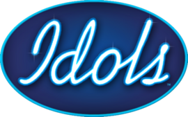 Idols 2013 logo