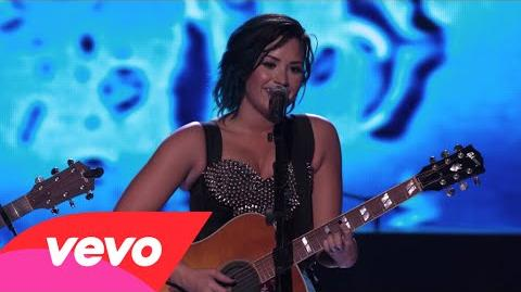 Demi Lovato - Don't Forget Catch Me (Acoustic Medley) (Vevo Certified SuperFanFest)