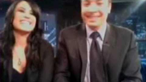 Demi And jimmy 2009