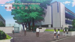 Demi-chan wa kataritai Episode 01