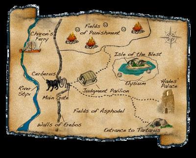 Map of the Underworld